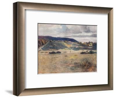 'Smithwood Common', 1911, (1914)-James S Ogilvy-Framed Giclee Print