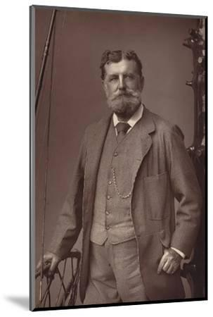 'Sir Christopher Teesdale', c1891-W&D Downey-Mounted Photographic Print