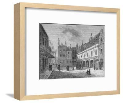 Ambassadors' Court, St. James's Palace, Westminster, London, 1875 (1878)-Unknown-Framed Giclee Print
