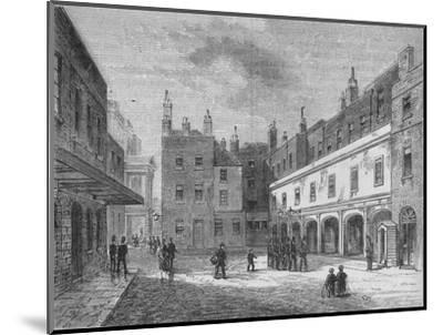 Ambassadors' Court, St. James's Palace, Westminster, London, 1875 (1878)-Unknown-Mounted Giclee Print