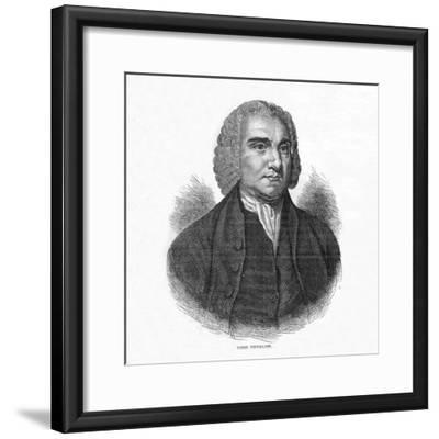 Lord Thurlow, British lawyer and Tory politician, c1800 (1878)-Unknown-Framed Giclee Print