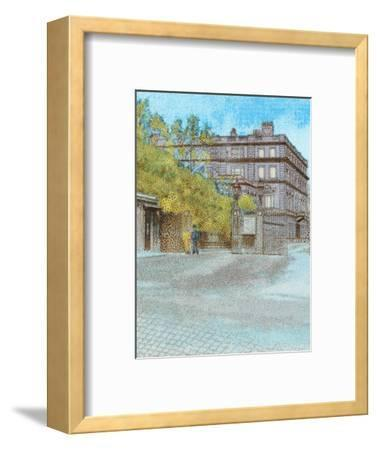 'Clarence House', c1902-Unknown-Framed Giclee Print
