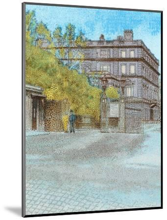 'Clarence House', c1902-Unknown-Mounted Giclee Print