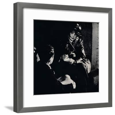 'The Good Neighbour', c1941 (1942)-Unknown-Framed Photographic Print