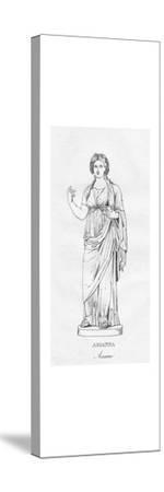 'Arianna (Ariane)', c1850-Unknown-Stretched Canvas Print