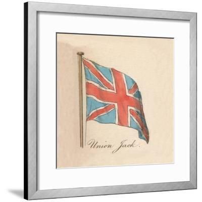 'Union Jack', 1838-Unknown-Framed Giclee Print