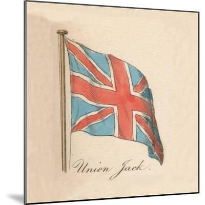 'Union Jack', 1838-Unknown-Mounted Giclee Print