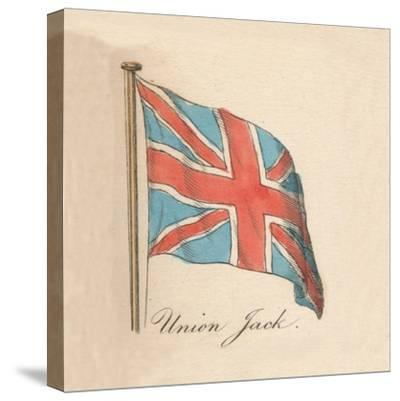 'Union Jack', 1838-Unknown-Stretched Canvas Print