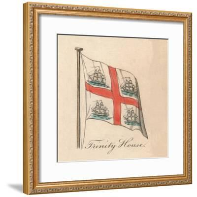 'Trinity House', 1838-Unknown-Framed Giclee Print