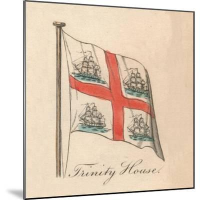 'Trinity House', 1838-Unknown-Mounted Giclee Print