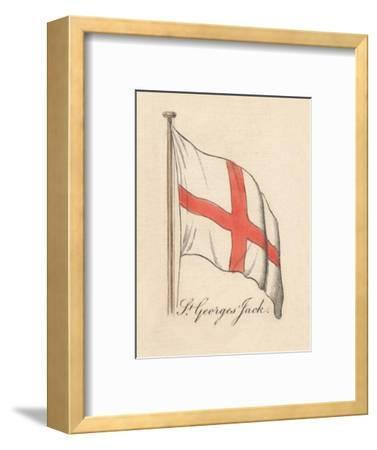 'St. Georges' Jack', 1838-Unknown-Framed Giclee Print