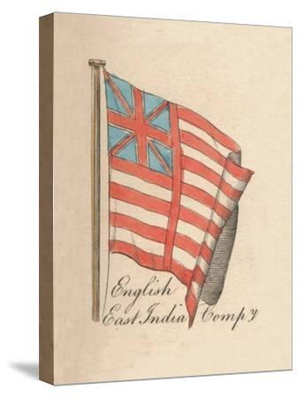 'English East India Company', 1838-Unknown-Stretched Canvas Print