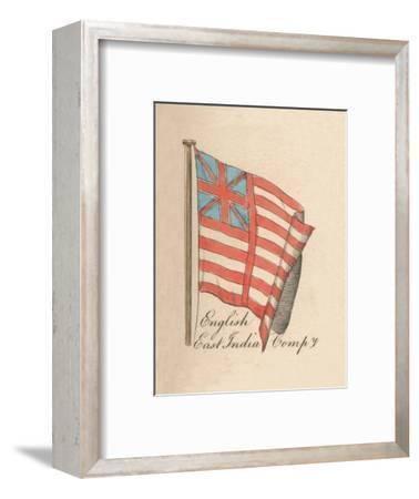 'English East India Company', 1838-Unknown-Framed Giclee Print