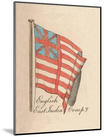 'English East India Company', 1838-Unknown-Mounted Giclee Print