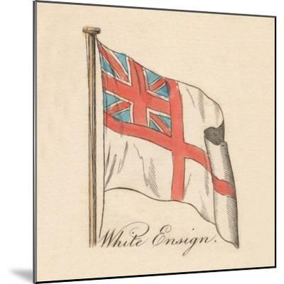 'White Ensign', 1838-Unknown-Mounted Giclee Print