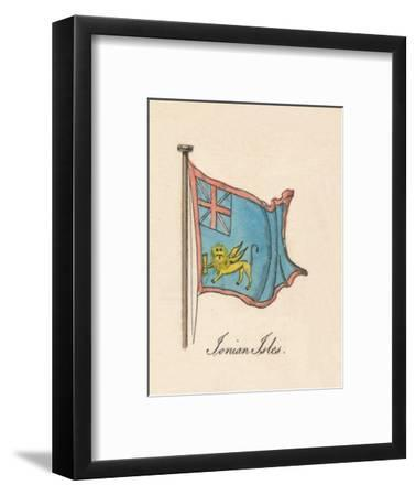 'Ionian Isles', 1838-Unknown-Framed Giclee Print