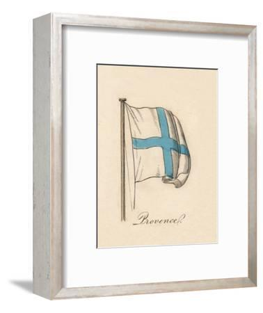 'Provence', 1838-Unknown-Framed Giclee Print