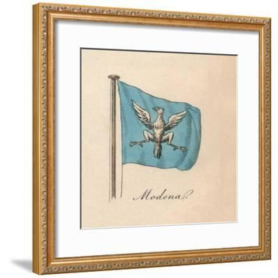 'Modena', 1838-Unknown-Framed Giclee Print
