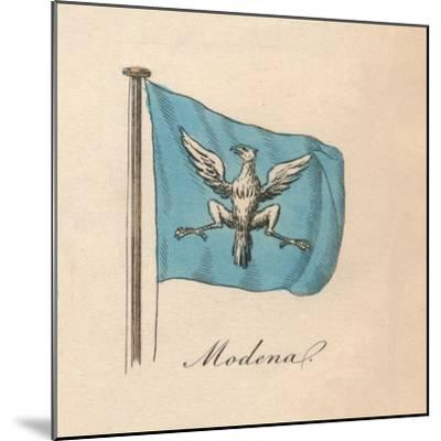 'Modena', 1838-Unknown-Mounted Giclee Print