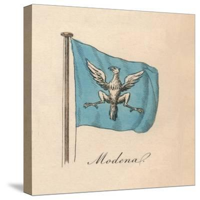 'Modena', 1838-Unknown-Stretched Canvas Print