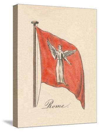 'Rome', 1838-Unknown-Stretched Canvas Print