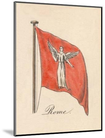 'Rome', 1838-Unknown-Mounted Giclee Print