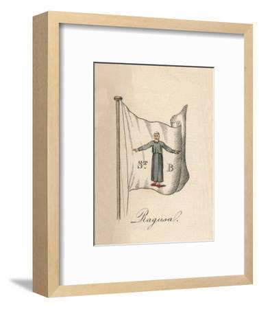 'Ragusa', 1838-Unknown-Framed Giclee Print