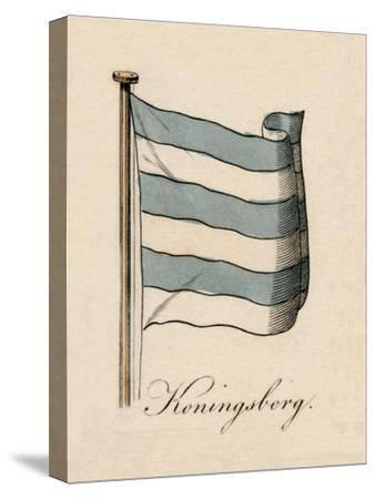 'Koningsberg', 1838-Unknown-Stretched Canvas Print