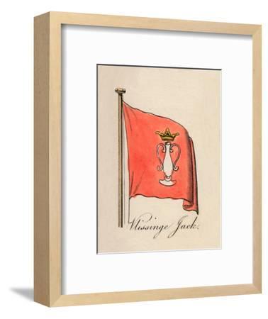 'Vlissinge Jack', 1838-Unknown-Framed Giclee Print