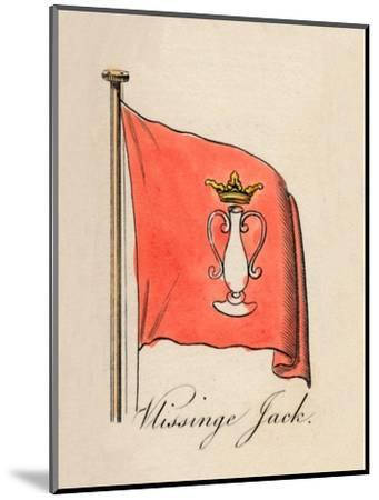 'Vlissinge Jack', 1838-Unknown-Mounted Giclee Print