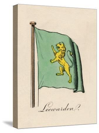 'Leewarden', 1838-Unknown-Stretched Canvas Print