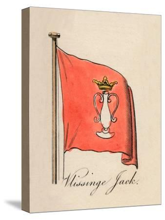 'Vlissinge Jack', 1838-Unknown-Stretched Canvas Print