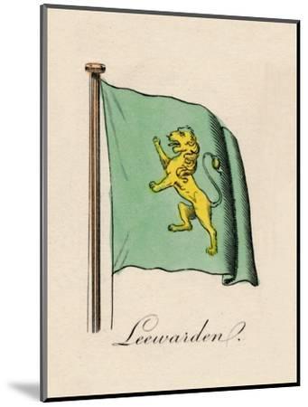 'Leewarden', 1838-Unknown-Mounted Giclee Print