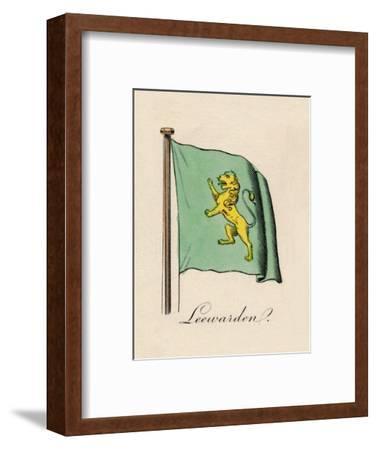 'Leewarden', 1838-Unknown-Framed Giclee Print