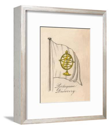 'Portugese Discovery', 1838-Unknown-Framed Giclee Print