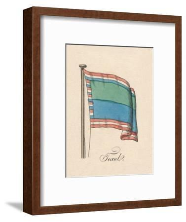 'Texel', 1838-Unknown-Framed Giclee Print