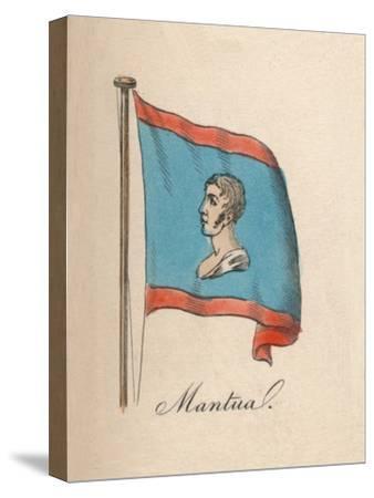 'Mantua', 1838-Unknown-Stretched Canvas Print