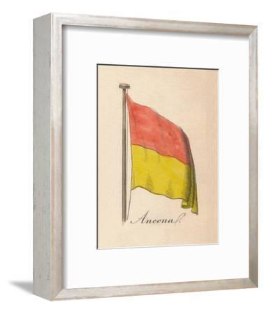 'Ancona', 1838-Unknown-Framed Giclee Print