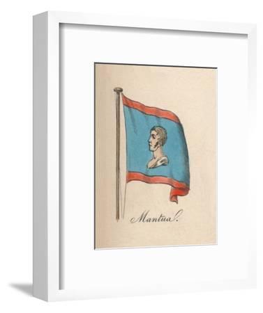 'Mantua', 1838-Unknown-Framed Giclee Print