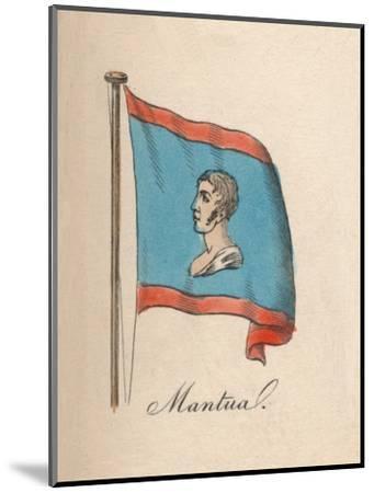 'Mantua', 1838-Unknown-Mounted Giclee Print