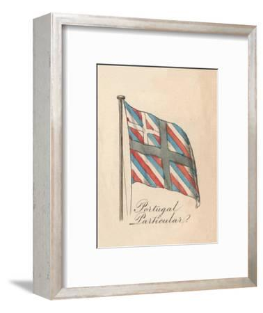 'Portugal Particular', 1838-Unknown-Framed Giclee Print