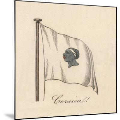 'Corsica', 1838-Unknown-Mounted Giclee Print