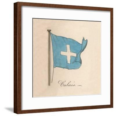 'Calais', 1838-Unknown-Framed Giclee Print