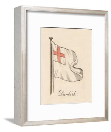 'Dunkirk', 1838-Unknown-Framed Giclee Print