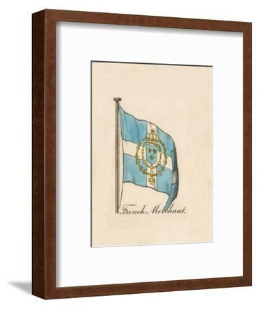 'French Merchant', 1838-Unknown-Framed Giclee Print