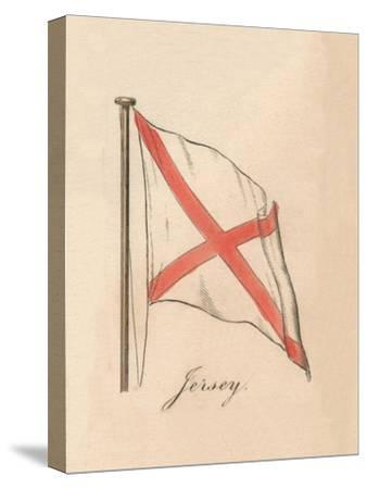 'Jersey', 1838-Unknown-Stretched Canvas Print