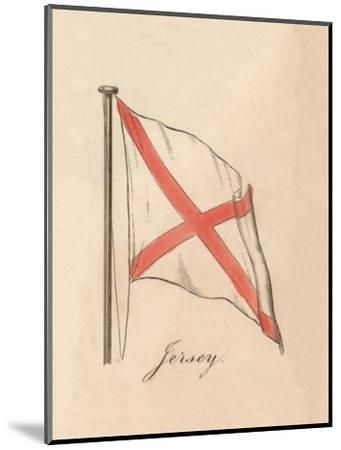 'Jersey', 1838-Unknown-Mounted Giclee Print