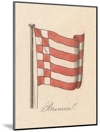 'Bremen', 1838-Unknown-Mounted Giclee Print