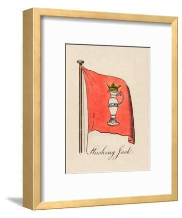 'Flushing Jack', 1838-Unknown-Framed Giclee Print