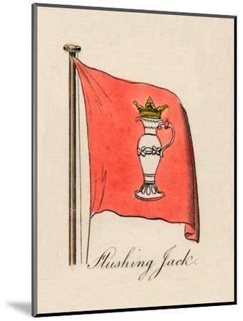 'Flushing Jack', 1838-Unknown-Mounted Giclee Print